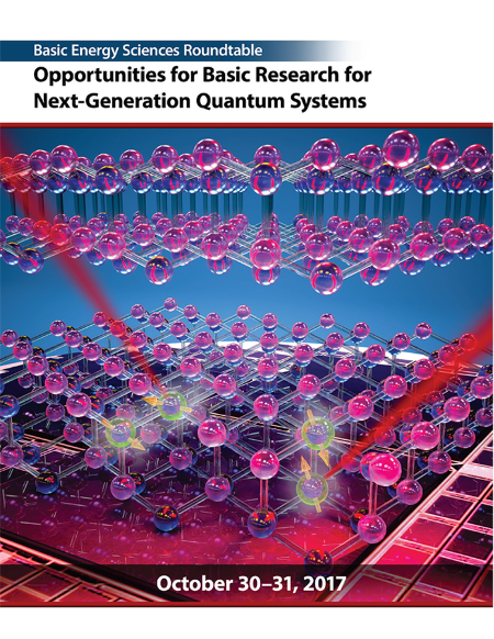 Opportunities for basic research for next-generation quantum systems