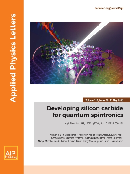 Developing silicon carbide for quantum spintronics