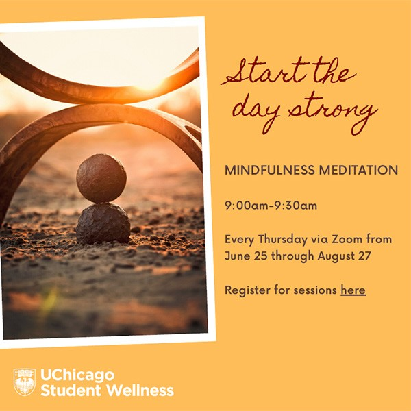 Weekly Mindfulness Meditation - Guided Imagery